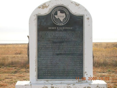 Henry H. Campbell Matador Ranch